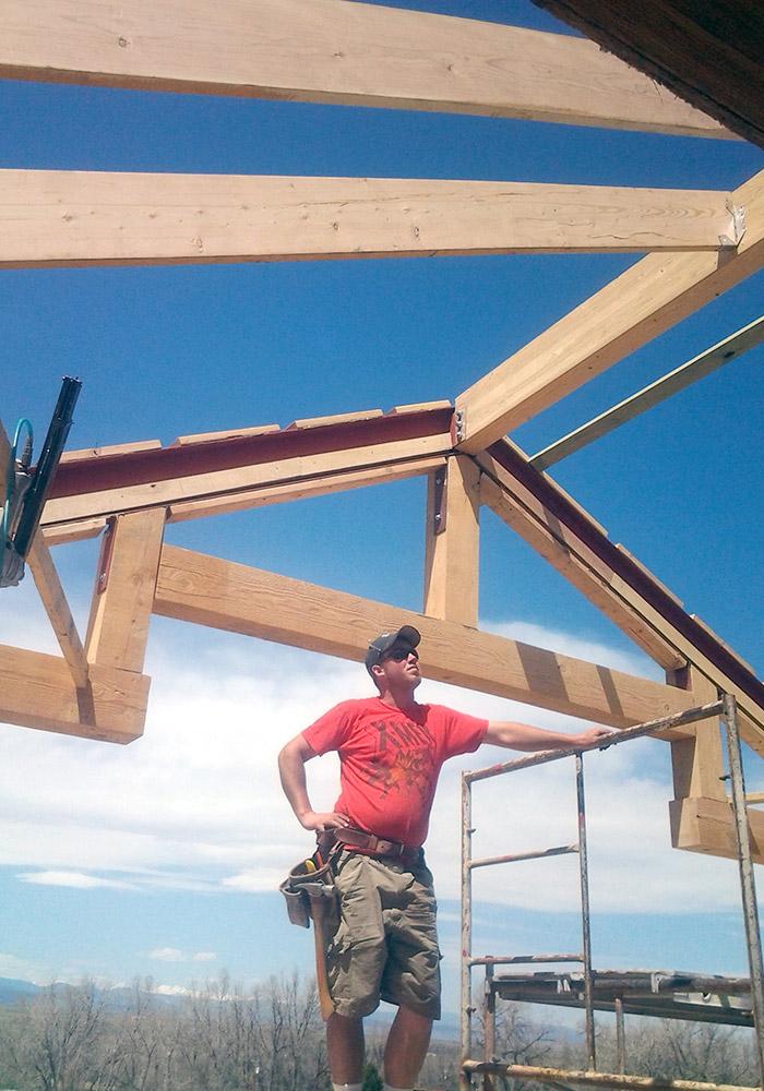 Colorado Mountain Custom Home Builders